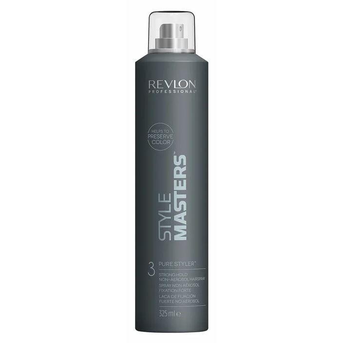 Лак Revlon Professional Pure Styler Strong Hold Hairspray 325 мл лак schwarzkopf professional flexible hold pure hairspray 500 мл