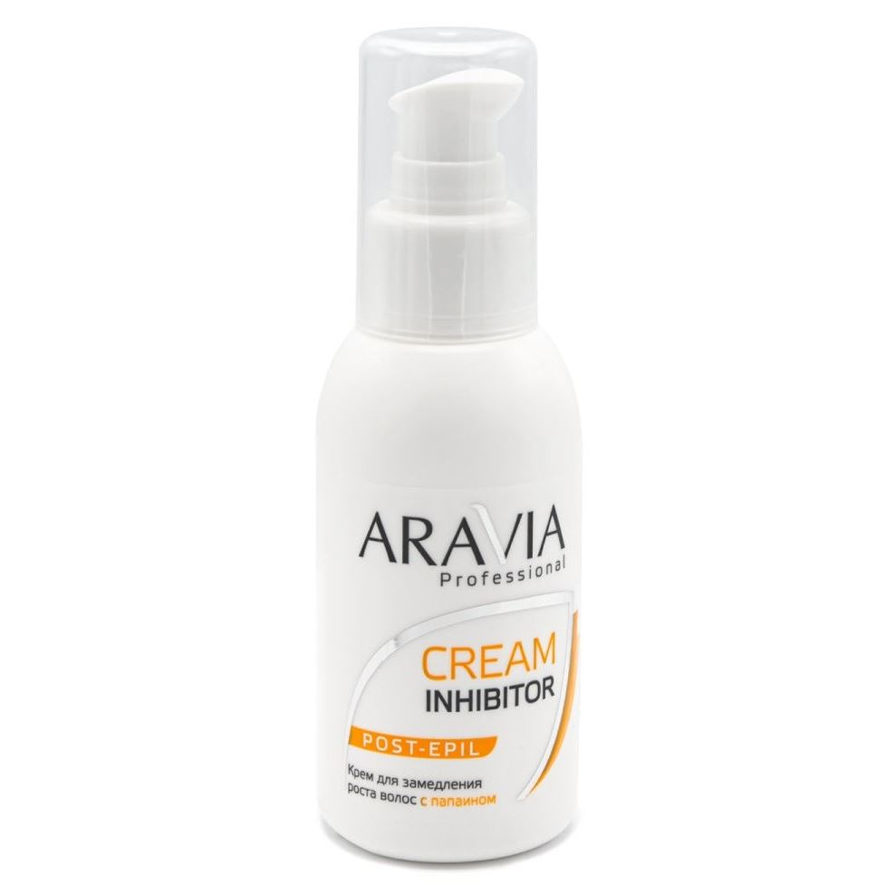 Крем Aravia Professional Cream Inhibitor Post-Epil 100 мл the yeon yo woo cream крем для лица осветляющий 100 мл