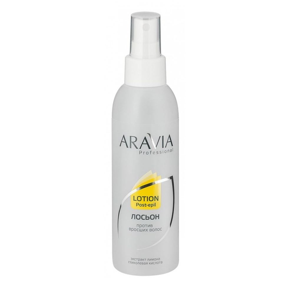 Лосьон Aravia Professional Lotion Post-Epil Limon 150 мл