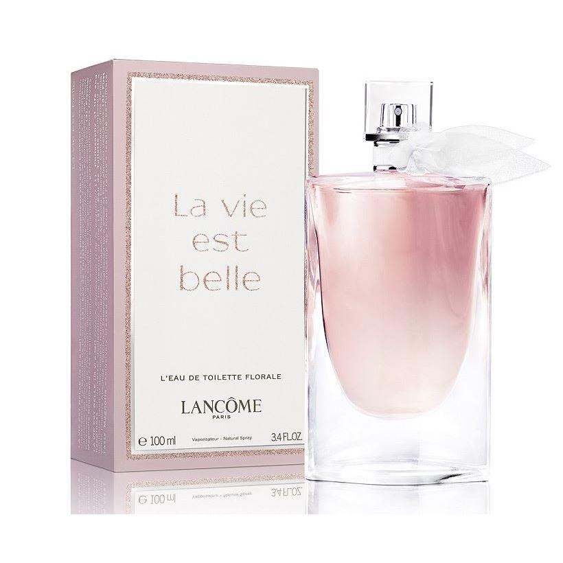 Туалетная вода Lancome La Vie Est Belle L'Eau de Toilette Florale lancome lancome la vie est belle eau de toilette туалетная вода спрей 100 мл