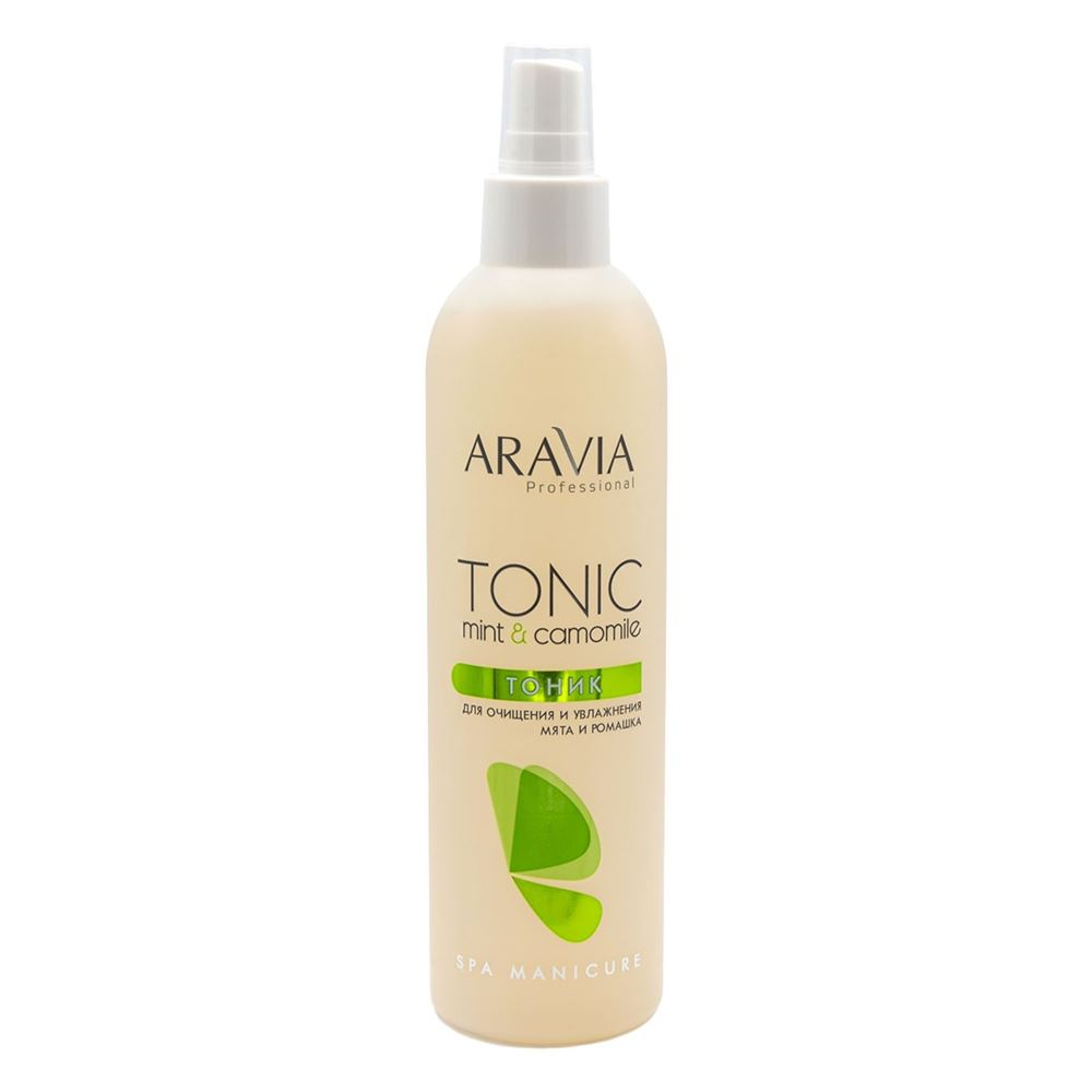 Тоник Aravia Professional Tonic Mint & Camomile 300 мл