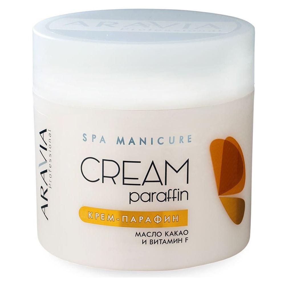 Крем Aravia Professional Creamy Chocolate Cream-Paraffin кремы markell pt крем парафин для ног персик 100 мл