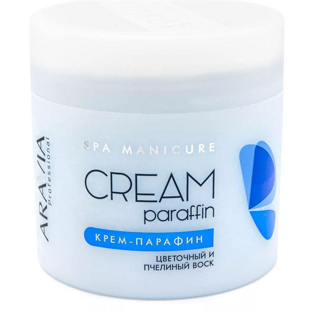 Крем Aravia Professional Flower Nectar Cream-Paraffin 270 мл крем aravia professional azulene calm cream 200 мл