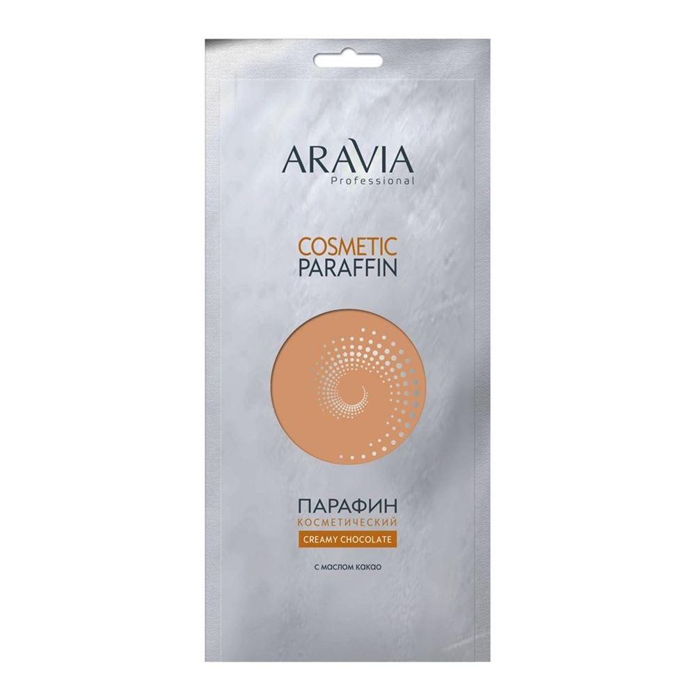 Воск Aravia Professional Creamy Chocolate Cosmetic Paraffin (500 г) aravia professional creamy chocolate cosmetic paraffin 500 г