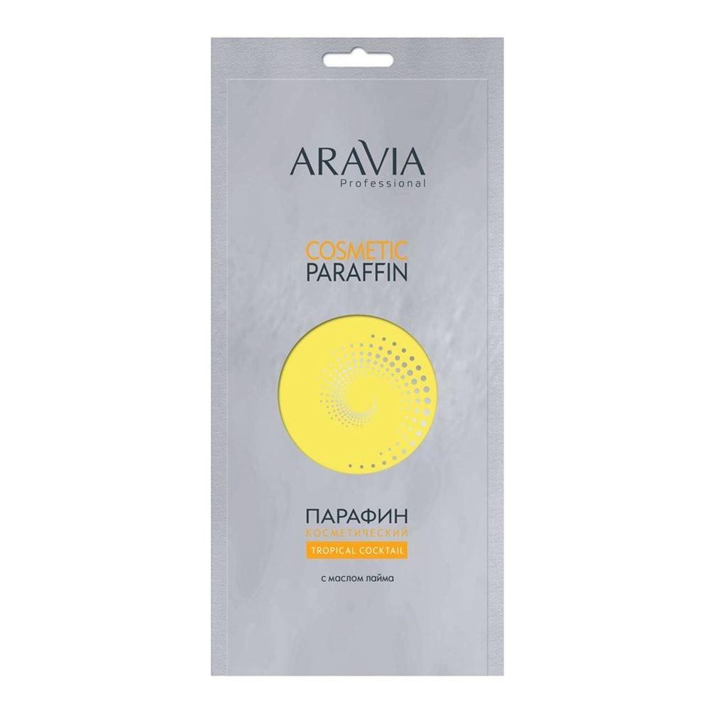 Воск Aravia Professional Tropical Cocktail Cosmetic Paraffin (500 г) aravia professional creamy chocolate cosmetic paraffin 500 г