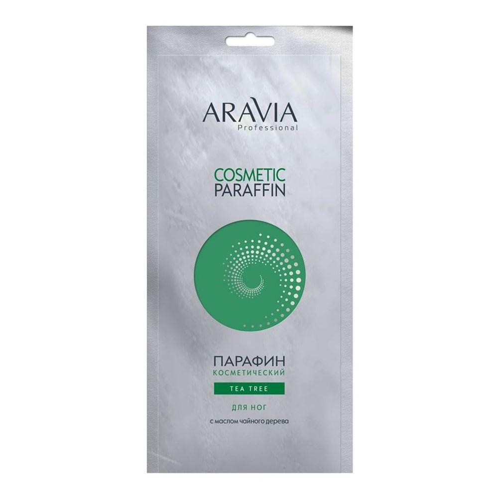 Воск Aravia Professional Tea Tree Cosmetic Paraffin (500 г) paul mitchell текстурирующий крем с маслом чайного дерева tea tree 85 гр