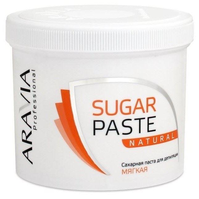 Воск Aravia Professional Sugar Paste Natural (750 г) воск aravia professional expert мягкая 750 г