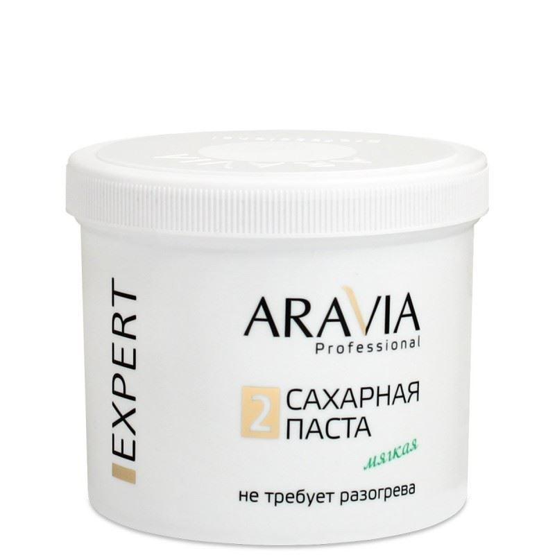 Воск Aravia Professional Expert Мягкая  (750 г) депиляция aravia professional сахарная паста для шугаринга expert мягкая объем 750 г