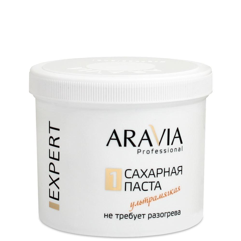 Воск Aravia Professional Expert Ультрамягкая (750 г) депиляция aravia professional сахарная паста для шугаринга expert мягкая объем 750 г