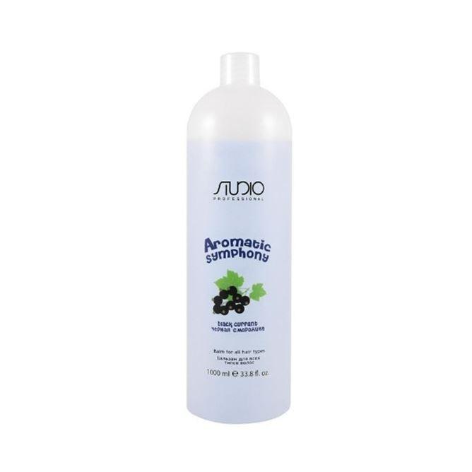 Бальзам Kapous Professional Balm for All Hair Types Black Currant 1000 мл бальзам tefia balsam for all hair types 250 мл