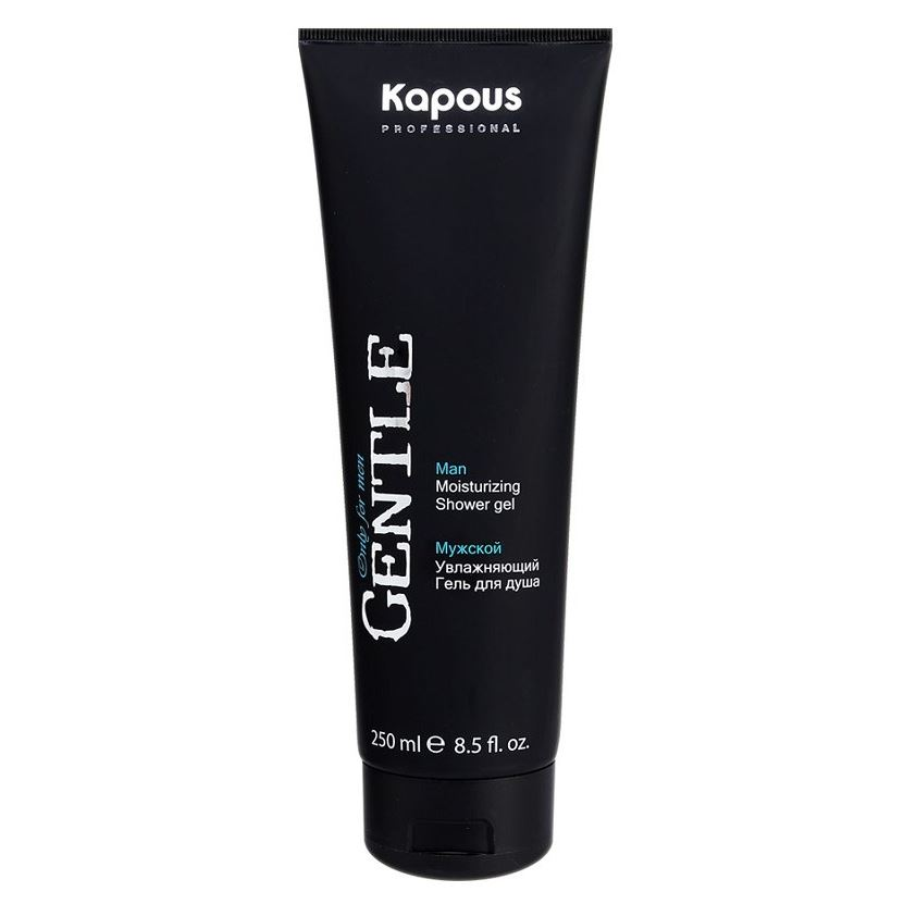 Гель для душа Kapous Professional Man Moisturizing Shower Gel гель kapous professional man aftershave gel