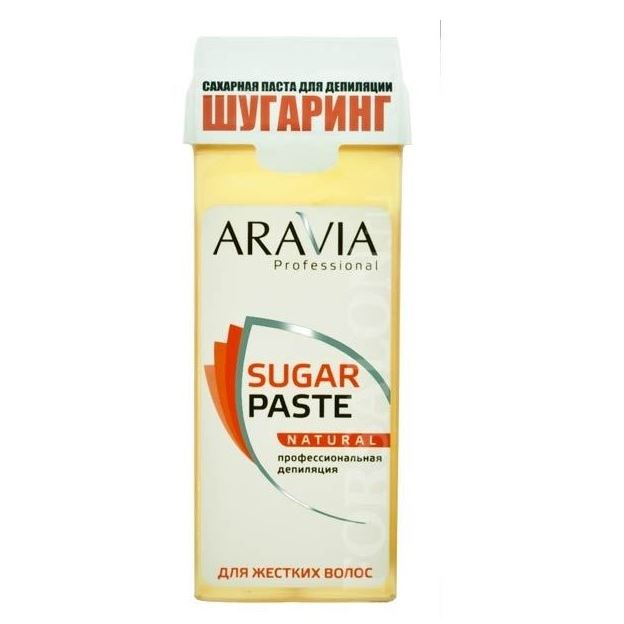 цена на Воск Aravia Professional Sugar Paste Natural Cartrdge (150 г)