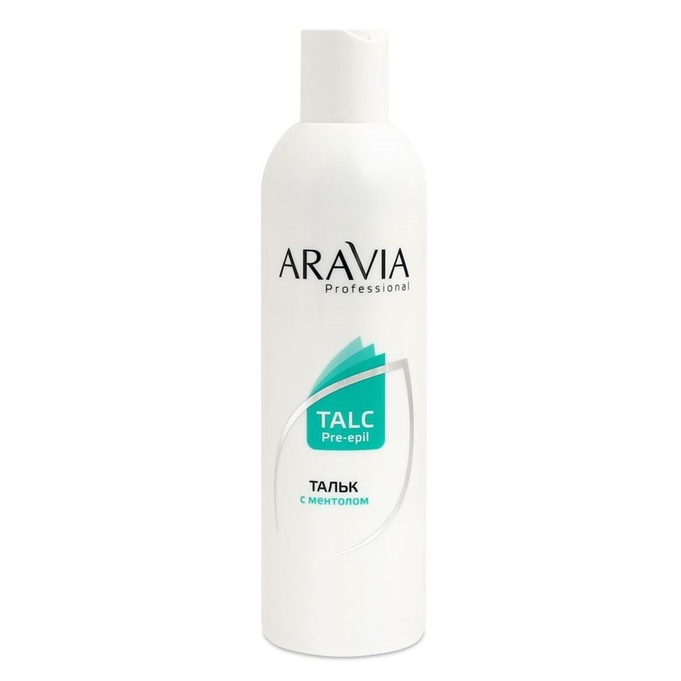 Присыпка Aravia Professional Talc Pre-Epil With Mentol  300 мл aravia professional lotion post epil limon