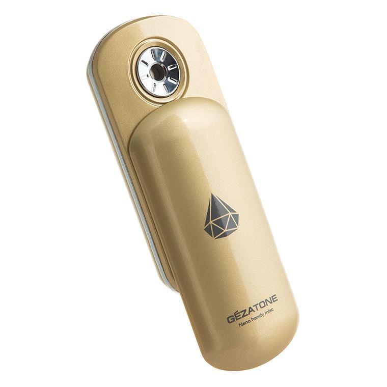 Gezatone AH903 Увлажнитель для кожи лица Nano Steam S (1 шт) gezatone уф стерилизатор gezatone st205 1304201 1 шт