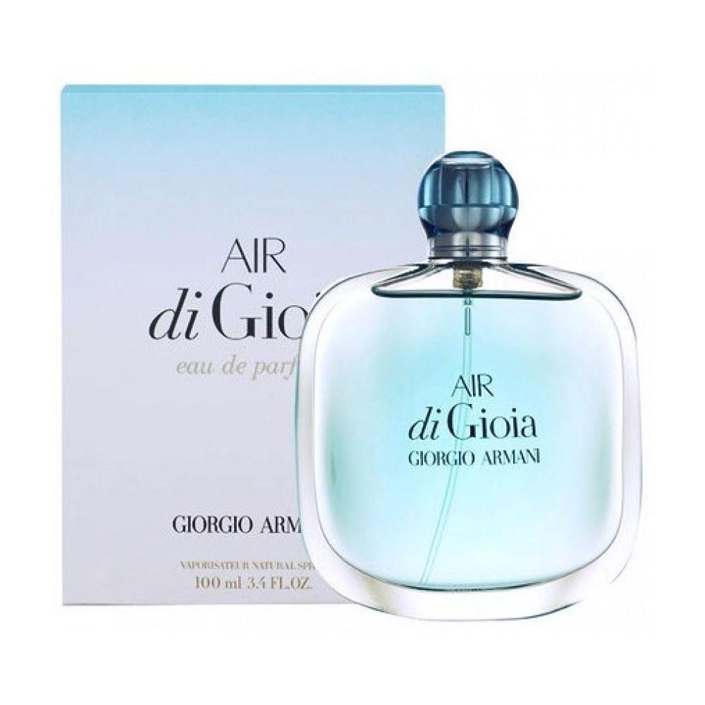 Парфюмированная вода Giorgio Armani Air di Gioia 50 мл giorgio armani парфюмерный набор мужской acqua di gio profumo 3 предмета