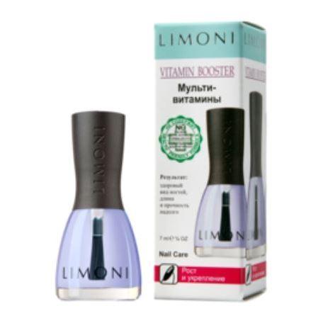 Лак для ногтей Limoni Vitamin Booster (коробочка) (1 шт)