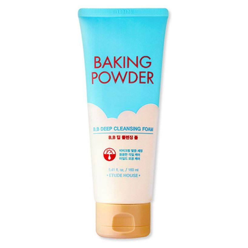 Пенка Etude House Baking Powder BB Deep Cleansing Foam  недорого