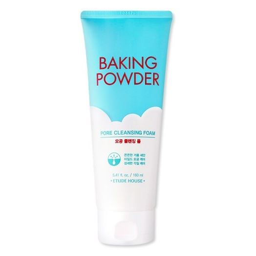цена на Пенка Etude House Baking Powder Pore Cleansing Foam 160 мл