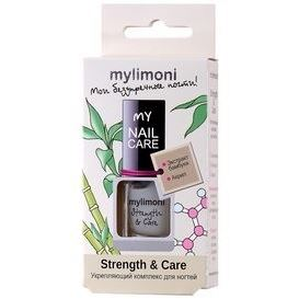 Лак Limoni MyLimoni Strength & Care  6 мл лак для ногтей limoni mylimoni 3 in 1 86