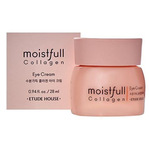 Крем Etude House Moistfull Collagen Eye Cream 28 мл крем etude house hand bouquet rich butter hand cream 50 мл