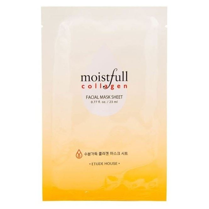 Маска Etude House Moistfull Collagen Mask Sheet маска etude house moistfull collagen mask sheet