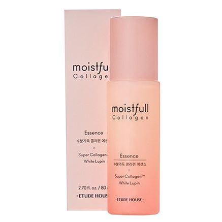 Концентрат Etude House Moistfull Collagen Essence 80 мл etude house collagen moistfull mask sheet 5sheets korean beauty [imported]