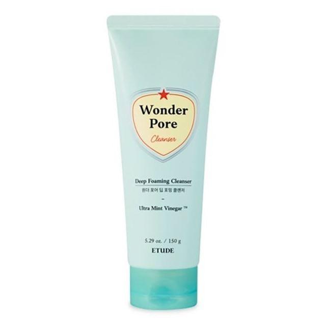 Пенка Etude House Wonder Pore Deep Foaming Cleanser 170 мл патч очищающий для носа 0 65 мл etude house
