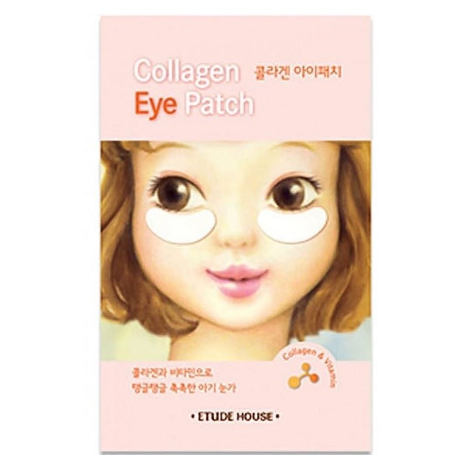 Маска Etude House Collagen Eye Patch (4 гр) маска etude house moistfull collagen mask sheet