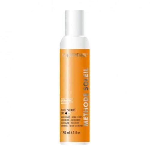 Масло La Biosthetique Huile Solaire SPF 6  150 мл спрей la biosthetique spray invisible spf 6 corps 150 мл