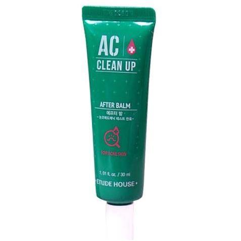 Бальзам Etude House AC Clean up After Balm 30 мл патч очищающий для носа 0 65 мл etude house