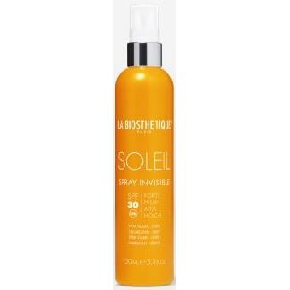 Спрей La Biosthetique Spray Solaire Invisible Anti-Age SPF 30 150 мл спрей la biosthetique spray invisible spf 6 corps 150 мл