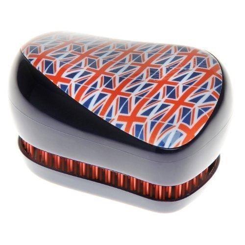 Расческа Tangle Teezer Compact Style Cool Britannia (1 шт) tangle teezer расческа для волос salon elite yellow