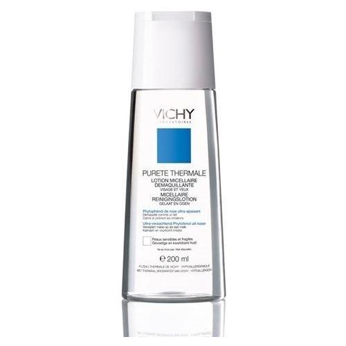 Лосьон VICHY Мицеллярный раствор для снятия макияжа 200 мл недорого