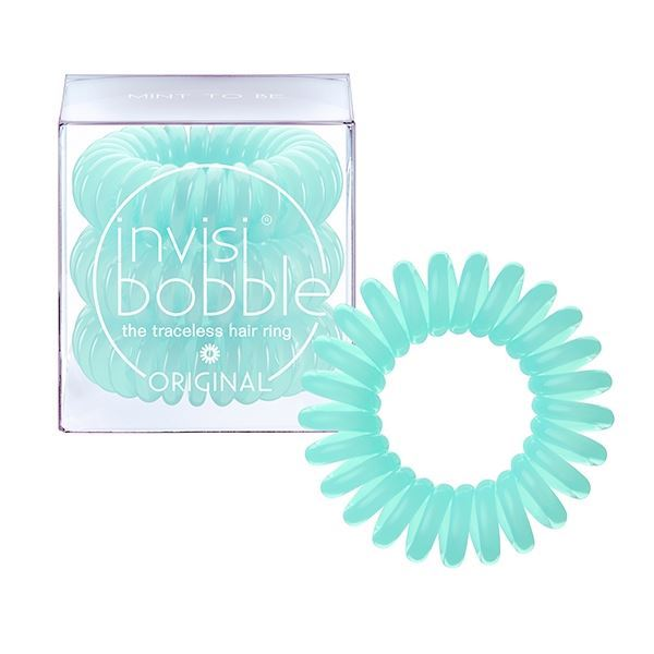 Invisibobble Mint to Be (набор: 3 шт) набор invisibobble styling box