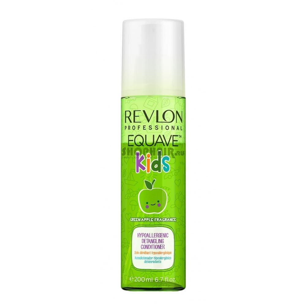 Кондиционер Revlon Professional Kids Conditioner 200 мл пилинг 2 х фазный 2х50 мл steblanc пилинг 2 х фазный 2х50 мл