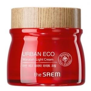Гель The Saem Urban Eco Waratah Light Cream 60 мл крем the saem chocopie hand cream marshmallow 3 35 мл