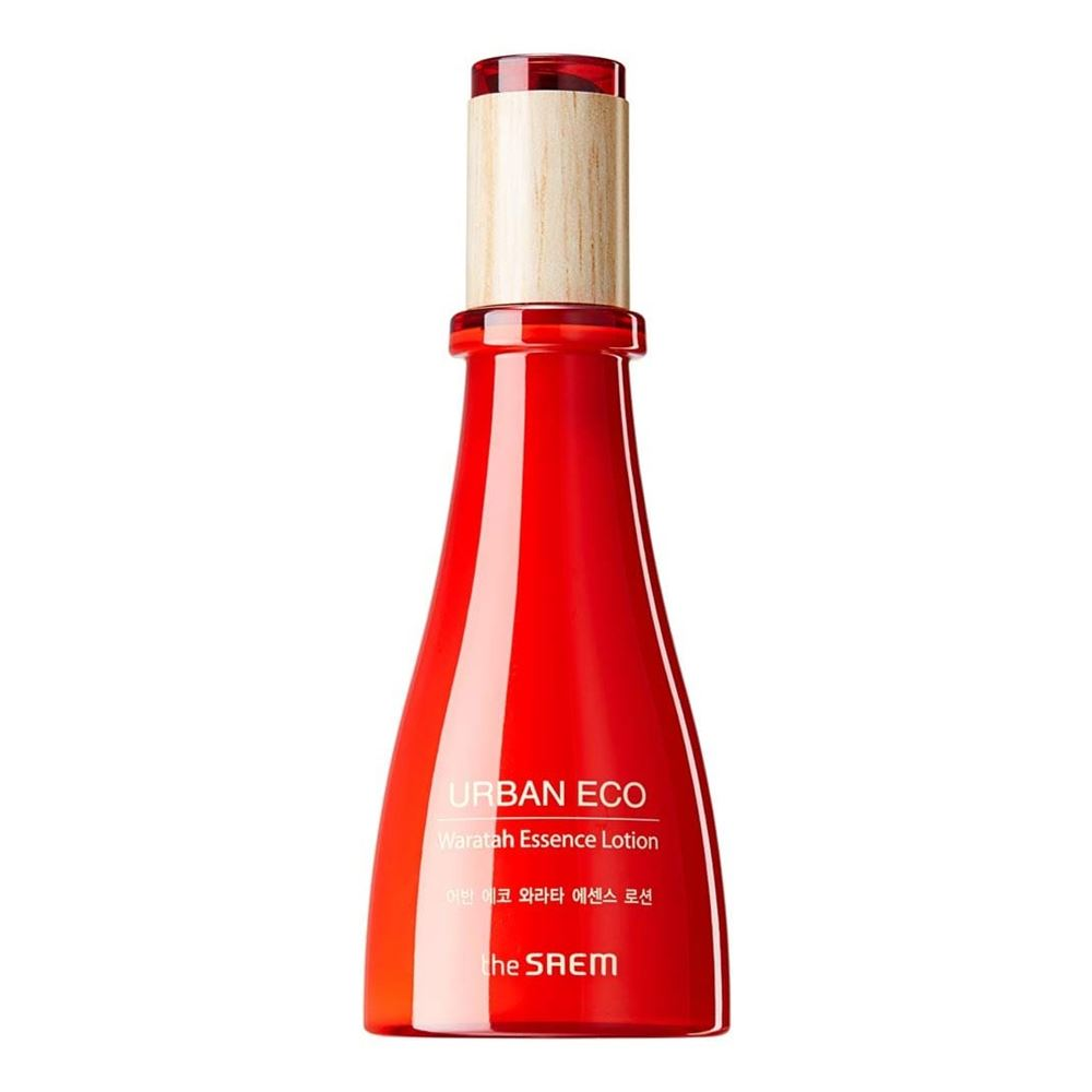 Лосьон The Saem Urban Eco Waratah Essence Lotion 140 мл the saem touch on body coconut body lotion