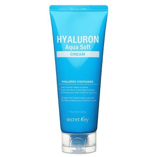 Крем Secret Key Hyaluron Aqua Micro-Peel Cream (70 г) givenchy peel me perfectly отшелушивающий крем peel me perfectly отшелушивающий крем