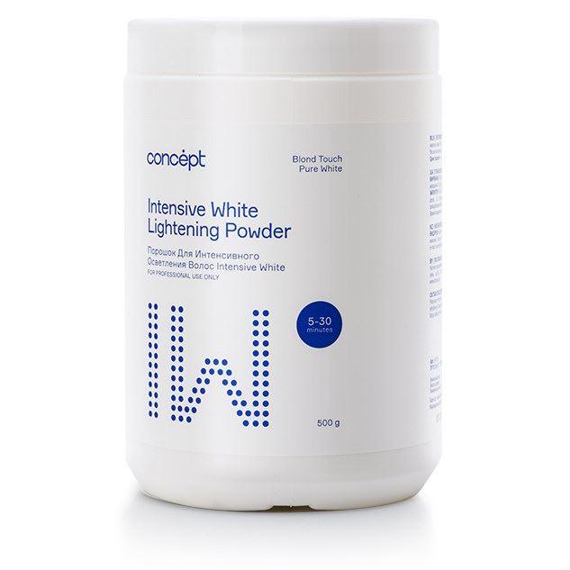 Краска для волос Concept Intensive White Lightening Powder (500 г) литой диск replica legeartis concept ns512 6 5x16 5x114 3 et40 d66 1 bkf