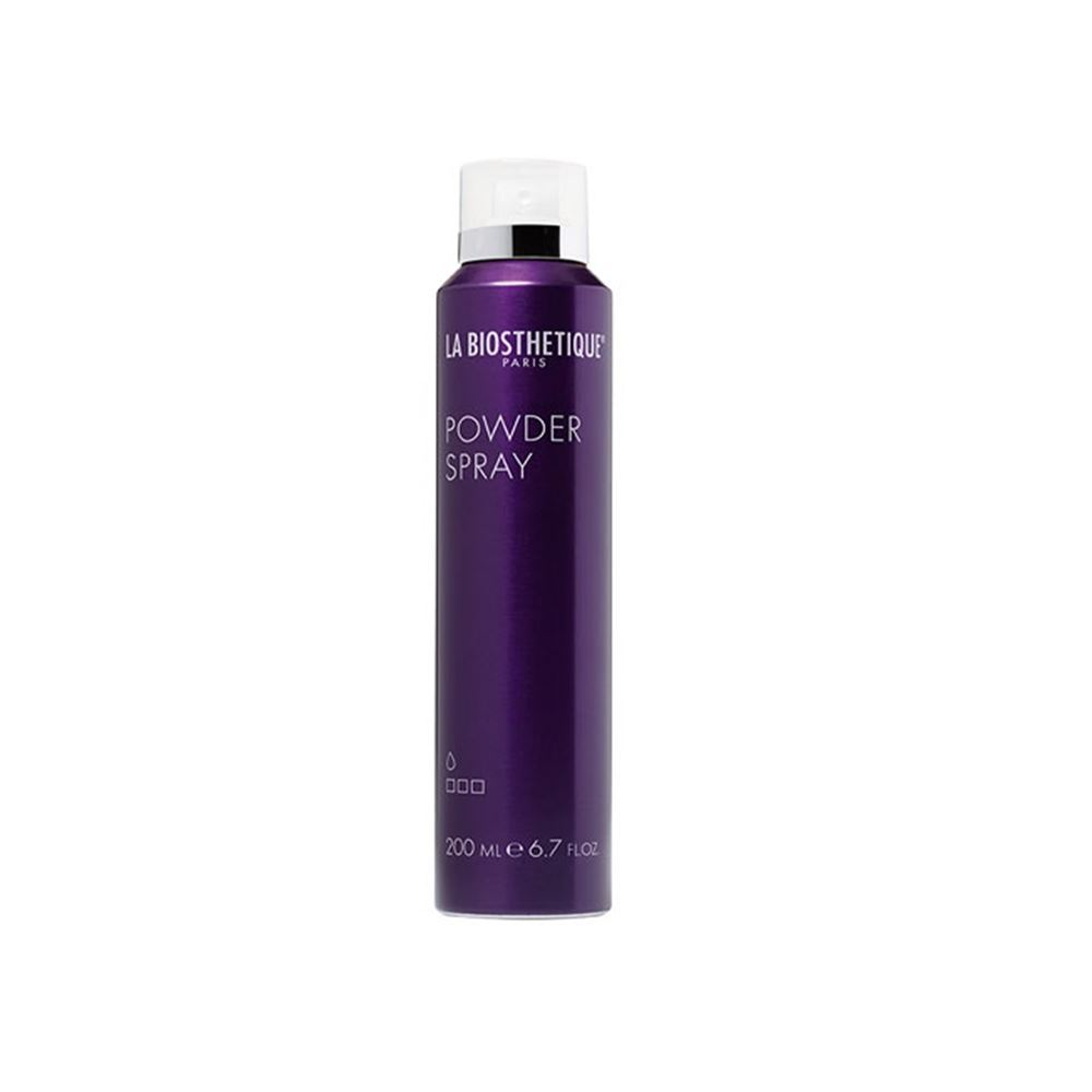 Лак La Biosthetique Powder Spray 75 мл спрей la biosthetique heat protector 100 мл
