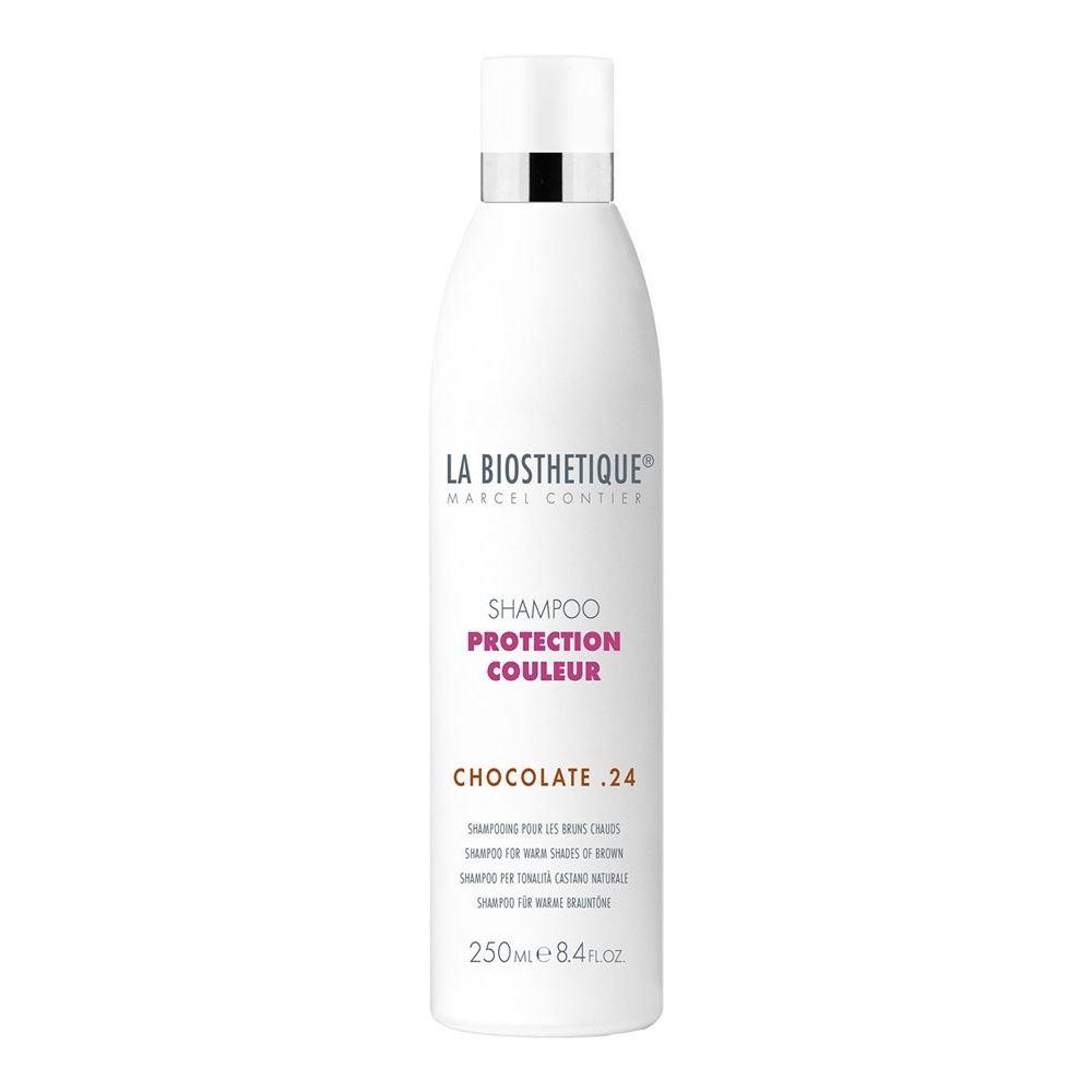 Шампунь LaBiosthetique Protection Couleur Shampoo Chocolate 24 шампунь labiosthetique bain volume shampoo