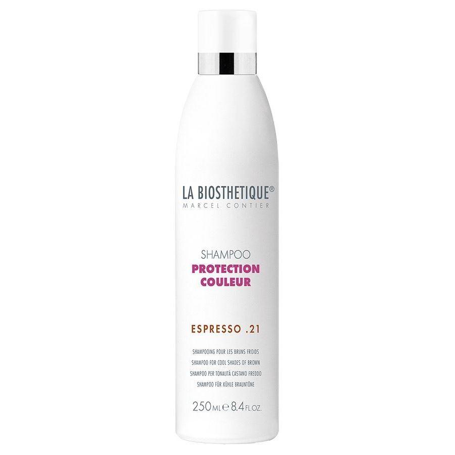 Шампунь LaBiosthetique Protection Couleur Shampoo Espresso 21 la biosthetique shampoo antifrizz шампунь antifrizz 250 мл