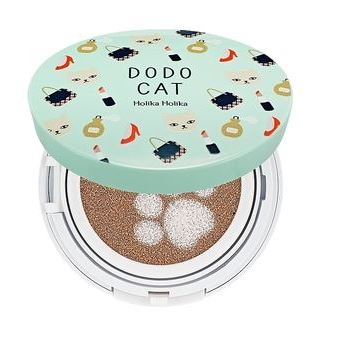 все цены на Тональный крем Holika Holika Face 2 Change DoDo Cat Glow Cushion BB (Dodo's Going Out) (21) онлайн