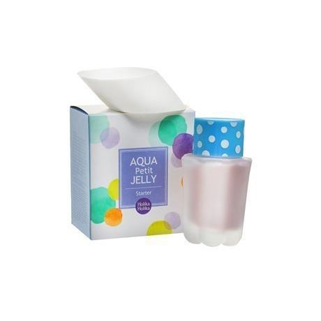 База под макияж Holika Holika Aqua Petit Jelly Starter universal air flow vent hood covers for car silver pair