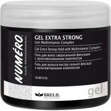 Гель Brelil Professional Numero Styling Gel Extra Strong