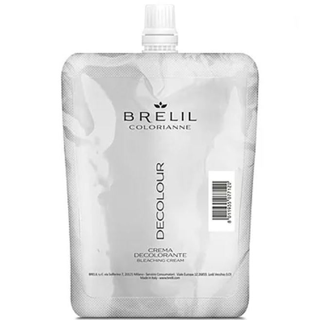 Краска для волос Brelil Professional Prestige Bleaching Cream (250 гр) крем brelil professional unike styling curly memory cream 200 мл