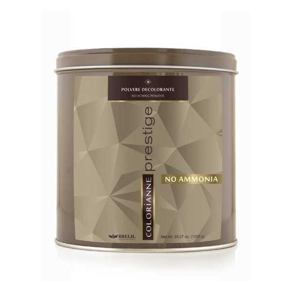 Краска для волос Brelil Professional Prestige No Ammonia Bleaching Powder краска для волос kapous professional bleaching powder with keratin non ammonia 500 г