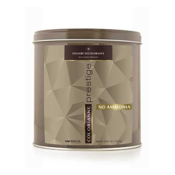 спрей brelil professional beauty hair bb powder Краска для волос Brelil Professional Prestige No Ammonia Bleaching Powder