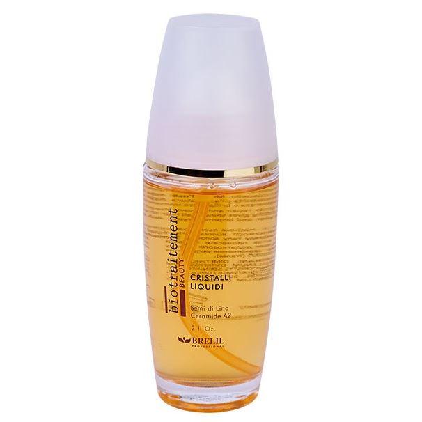 спрей brelil professional beauty hair bb powder Спрей Brelil Professional Beauty Easy Shine Liquid Crystal