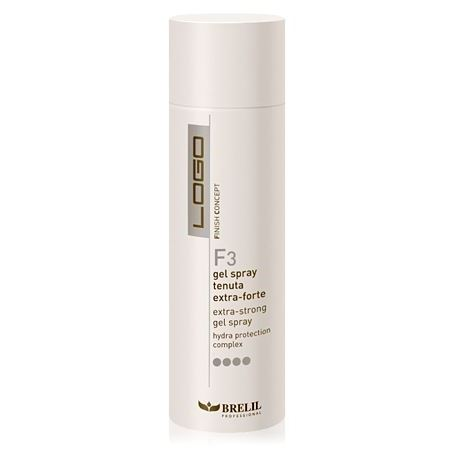 Гель Brelil Professional F3 Extra Strong Gel Spray